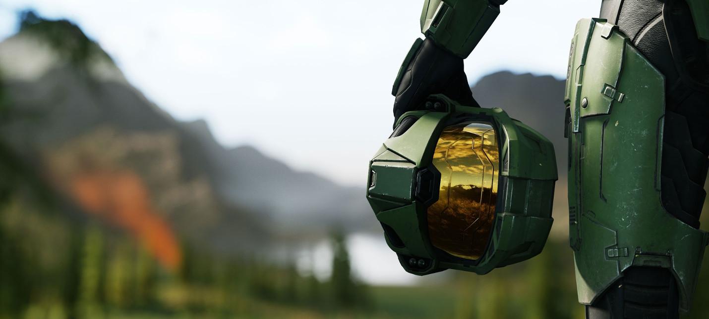В разработке находится новая Halo, и это не Halo Infinite