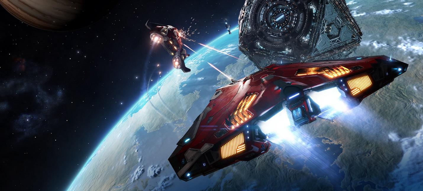 Игроки в Elite Dangerous создали аналог ГУЛАГ, в котором новички добывают ресурсы