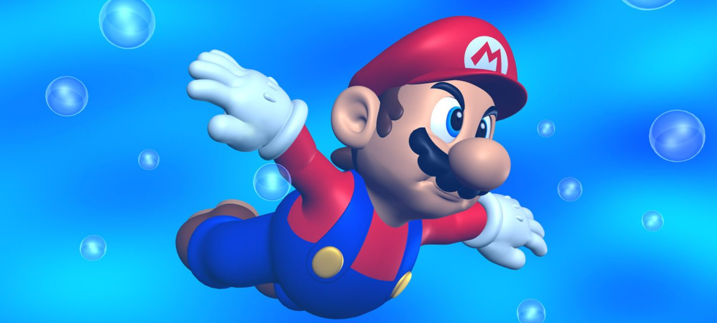 Энтузиаст добавил в Super Mario 64 трассировку лучей
