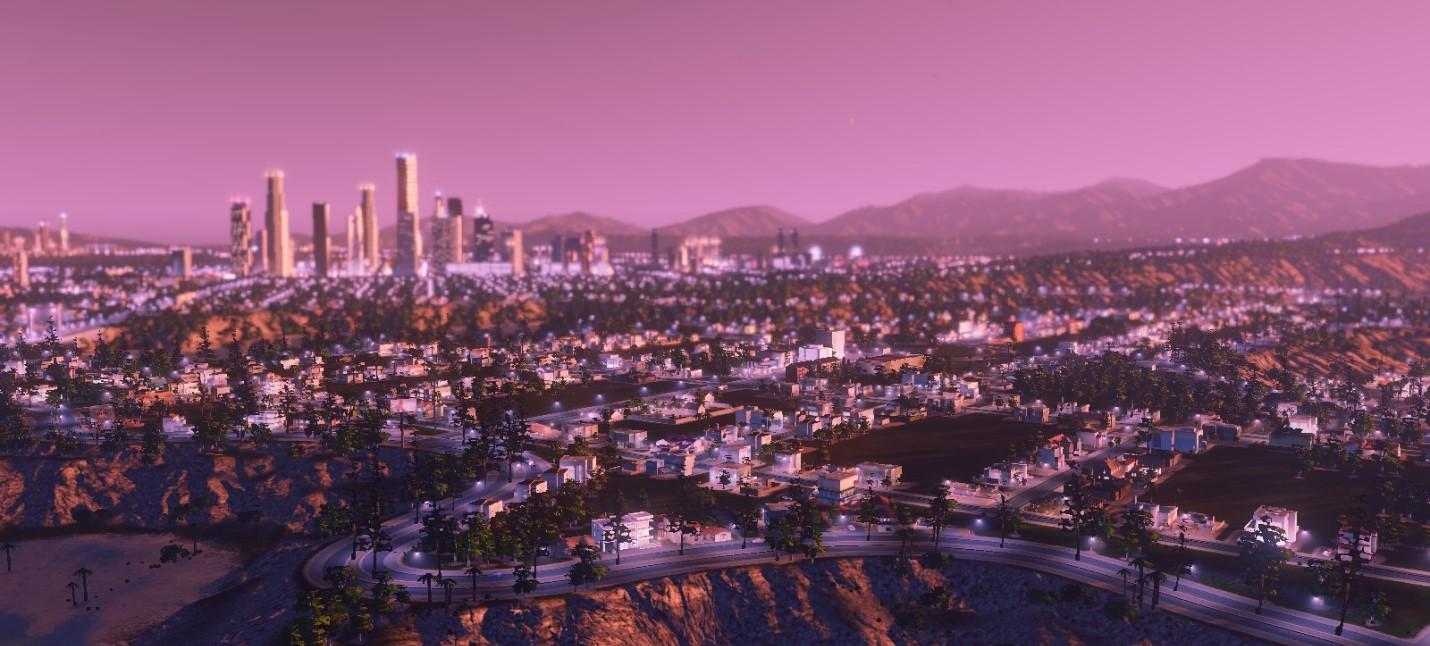 Cities Skylines получила бесплатные выходные в Steam