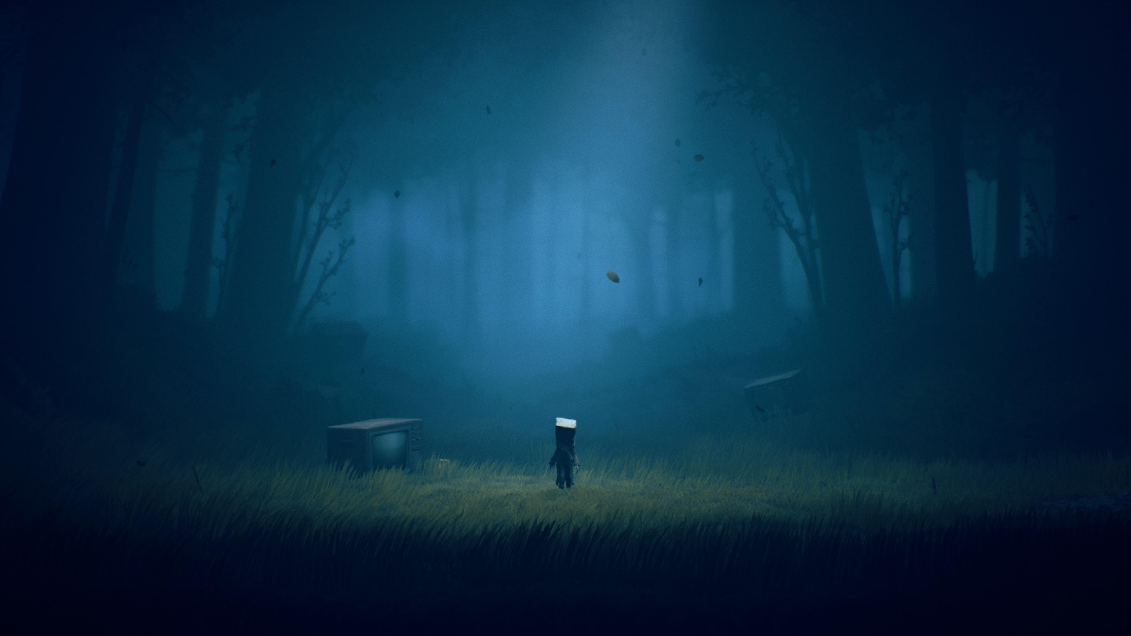 Искаженные воспоминания детства Обзор Little Nightmares 2
