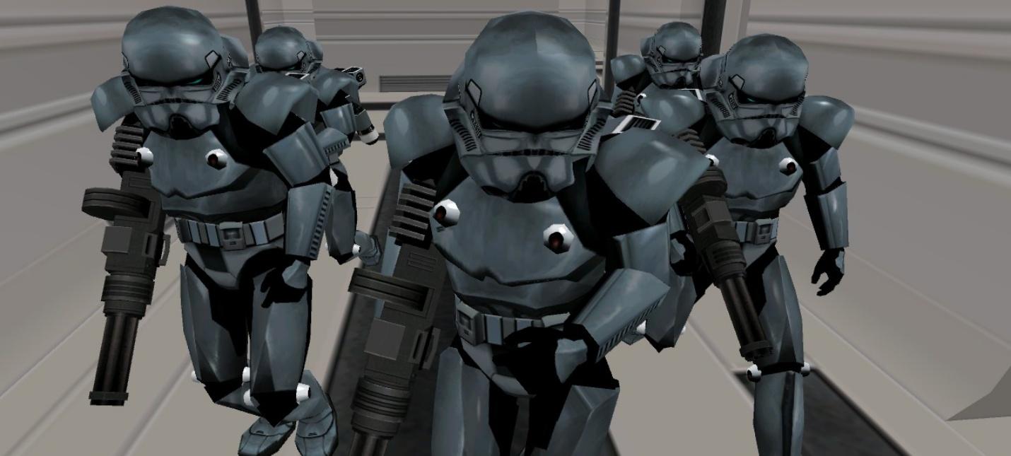 Для оригинальной Star Wars Battlefront 2 вышел патч, ломающий игру