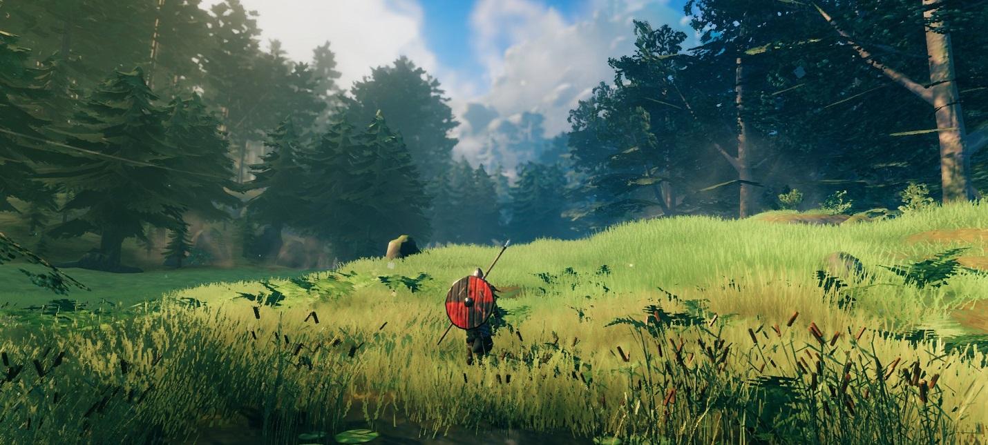 Valheim достигла миллиона продаж за первую неделю в раннем доступе Steam