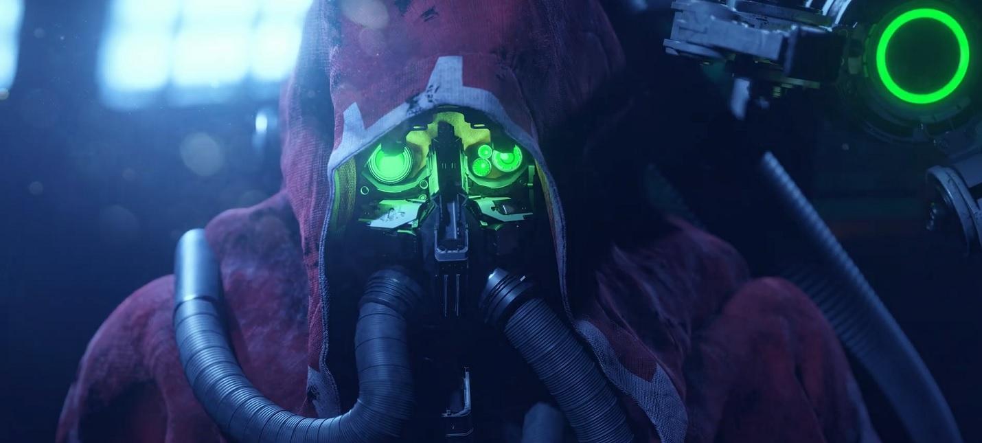 Броня Раптора в фанатской короткометражке по Warhammer 40K