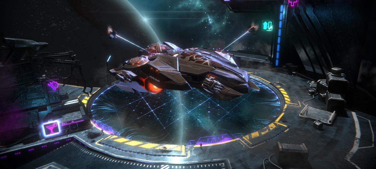 Управление космическими кораблями и огромная галактика в трейлере симулятора Trigon Space Story