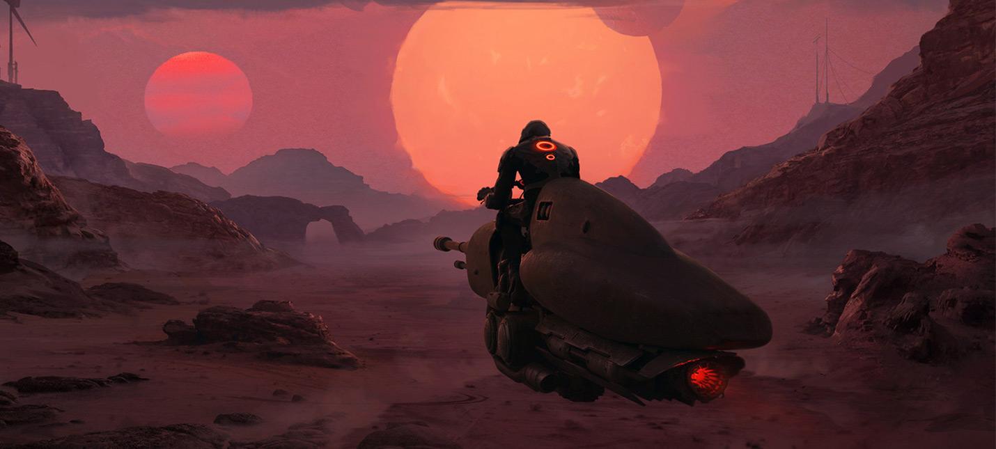 Какой могла бы стать научно-фантастическая игра от Rockstar Games