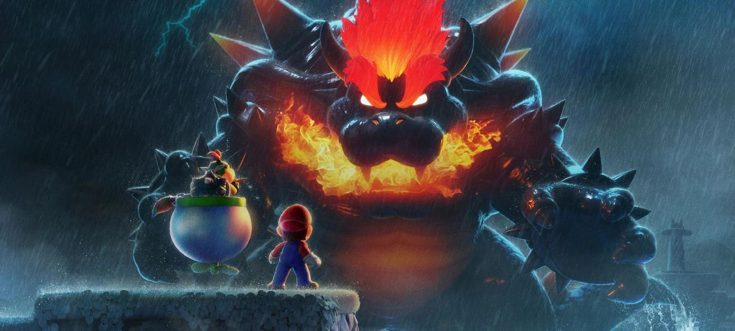 Super Mario 3D World  Bowsers Fury запустили на эмуляторе с 60 FPS