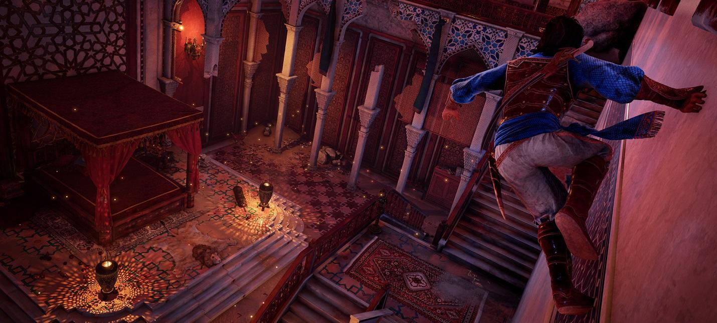 Слух Ремейк Prince of Persia The Sands of Time отдали более опытной команде на доработку
