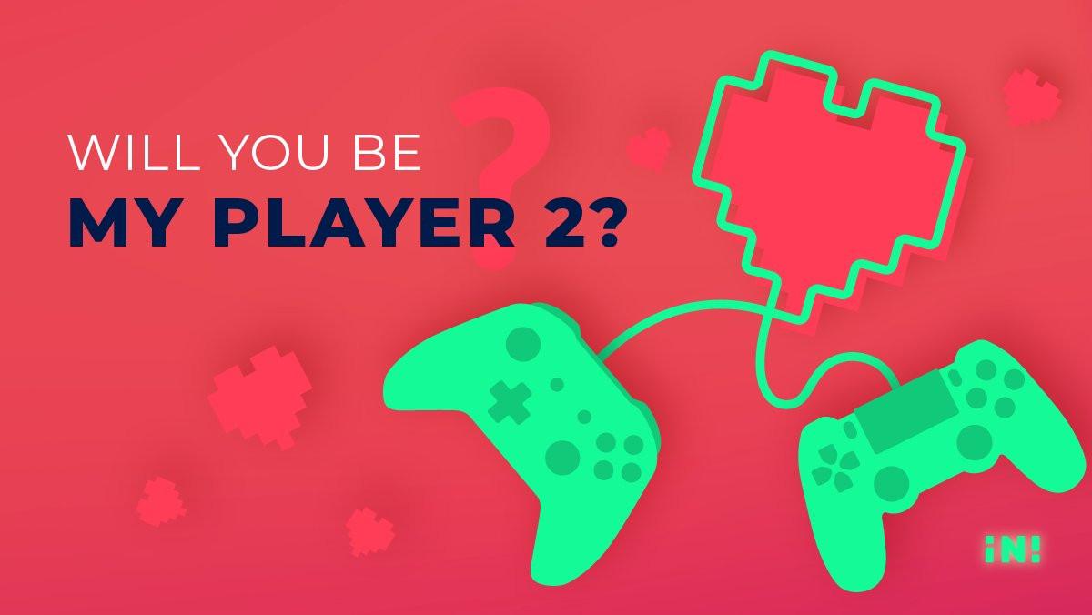 Как разработчики поздравляли игроков на 14 февраля