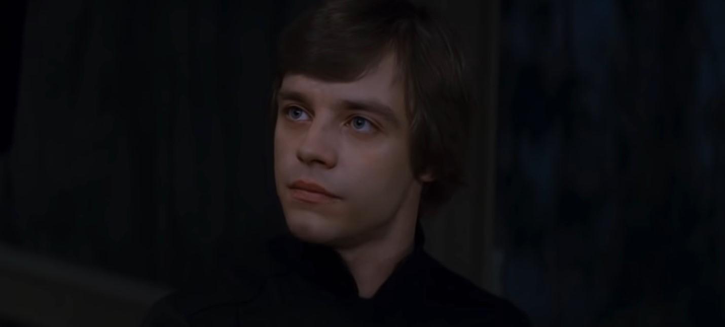 Себастиан Стэн в роли молодого Люка Скайукоера в новом дипфейке по Звездным войнам
