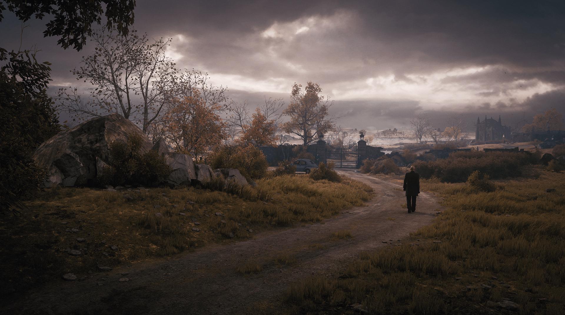 Подборка одних из лучших скриншотов из игр от разных авторов