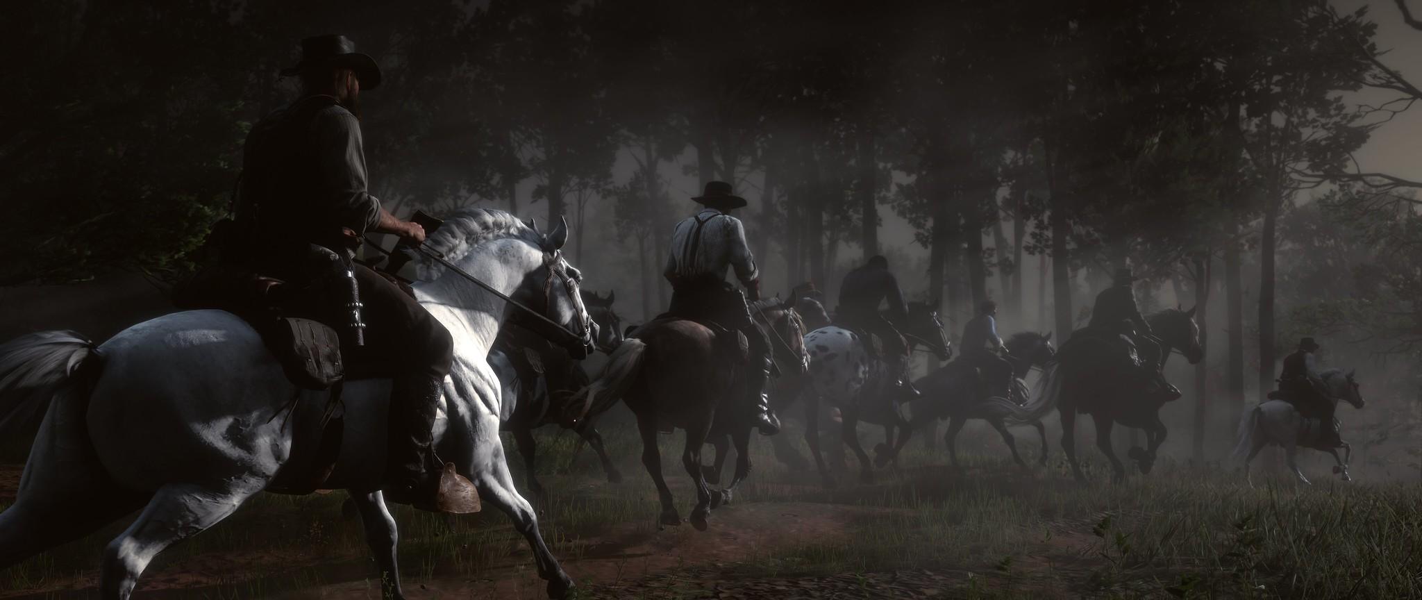 Red Dead Redemption 2 начнут использовать для преподавания истории США в университете