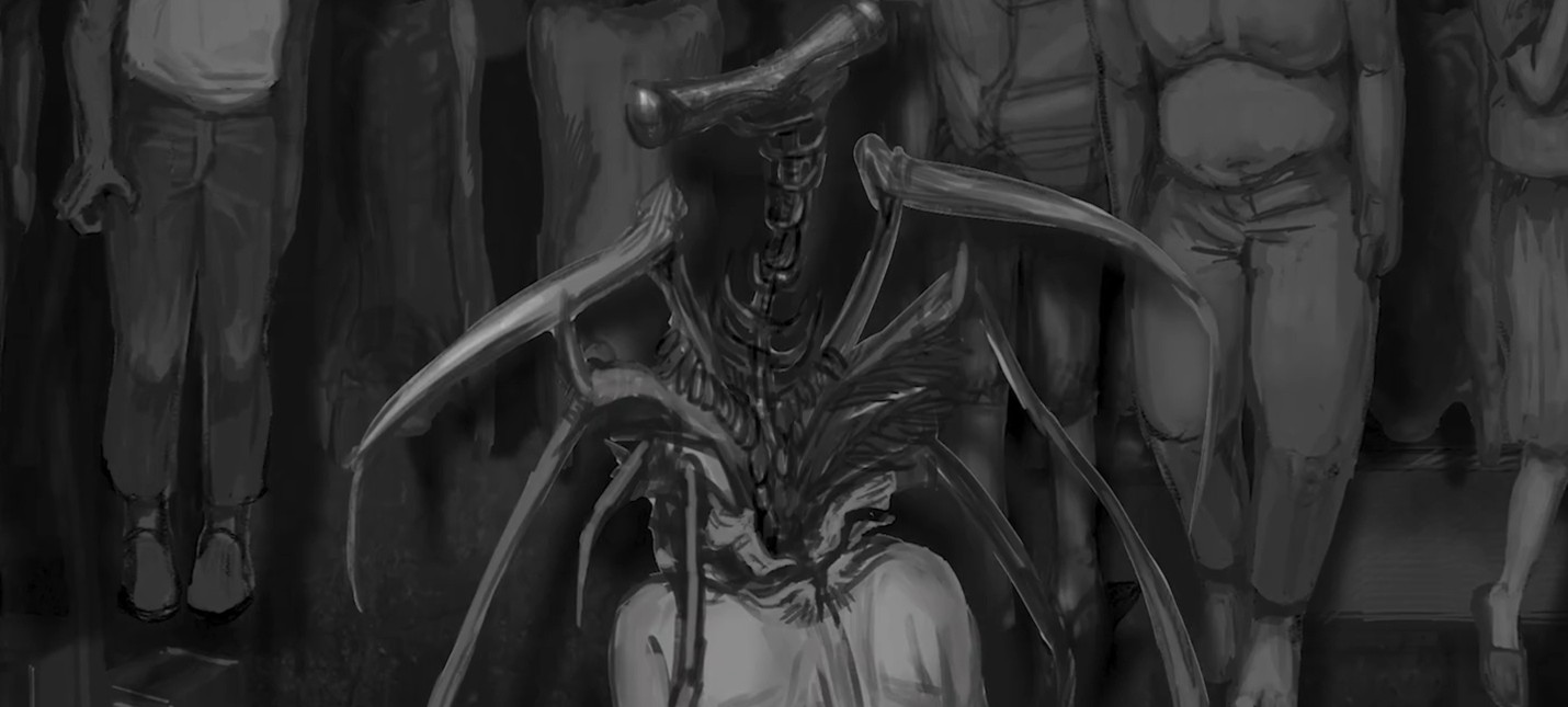 Концепт-арты и детали новой игры создателя Silent Hill