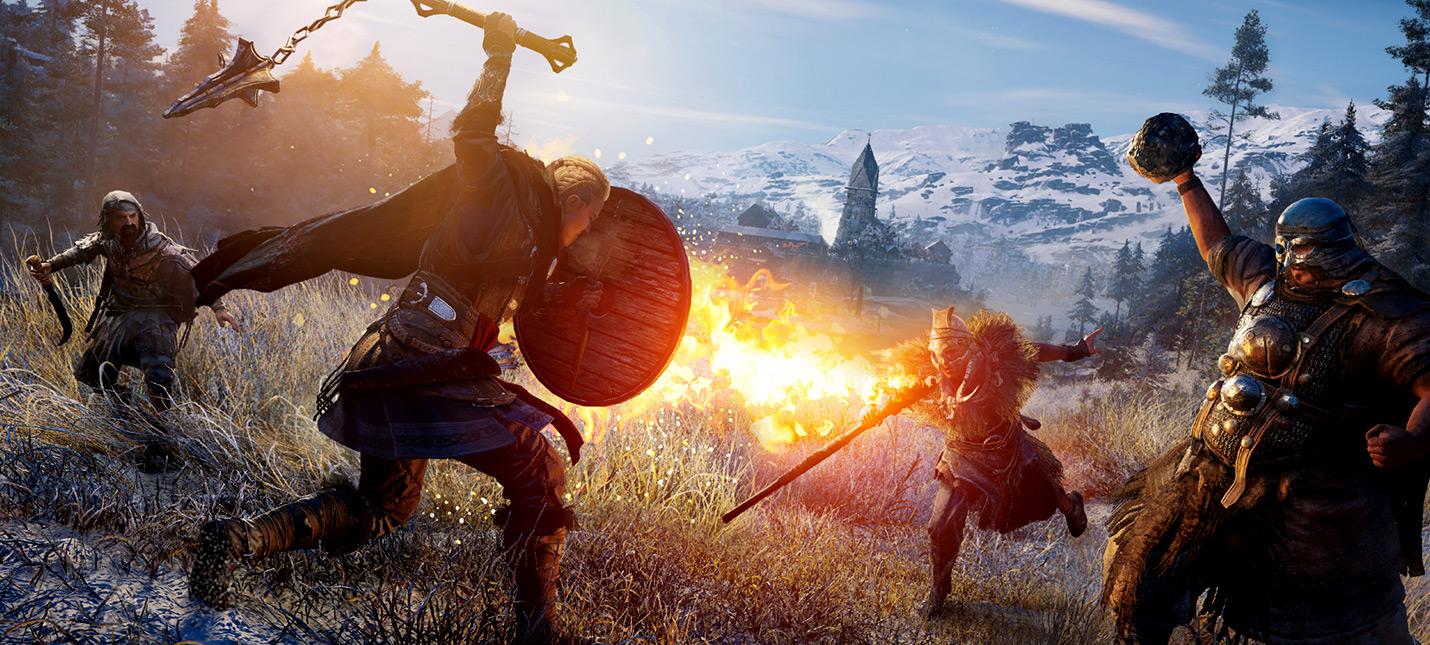 Сегодня в Assassins Creed Valhalla появится режим Речные набеги, новые способности и навыки для Эйвора