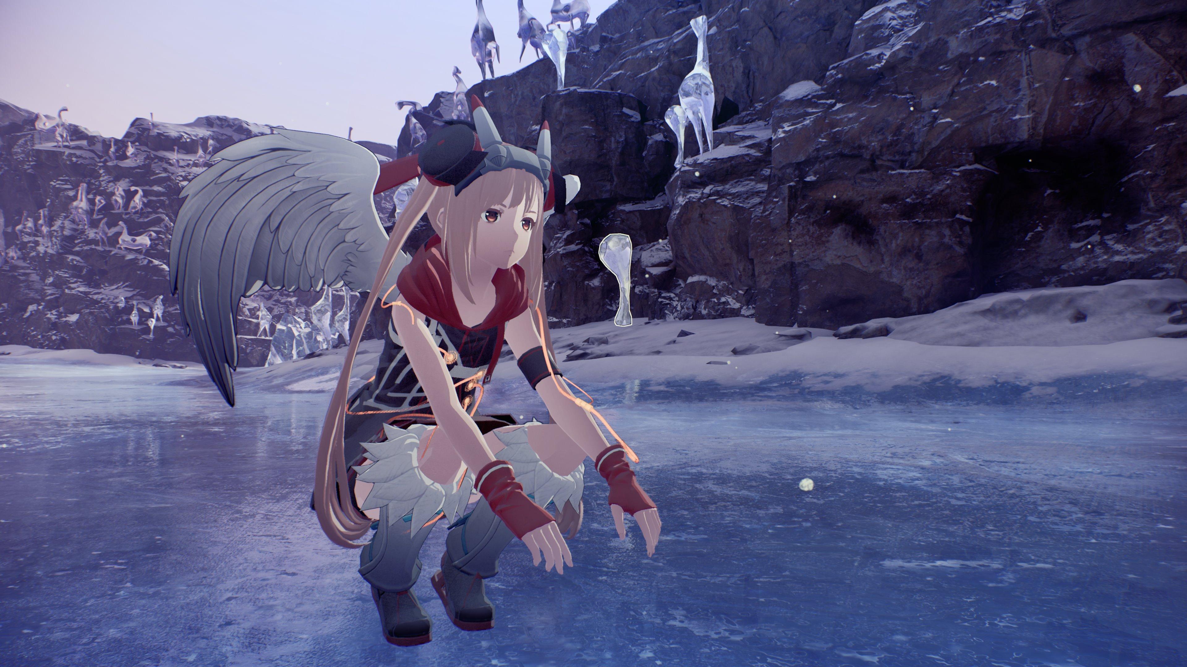 Демонстрация пирокинеза в новом геймплее Scarlet Nexus