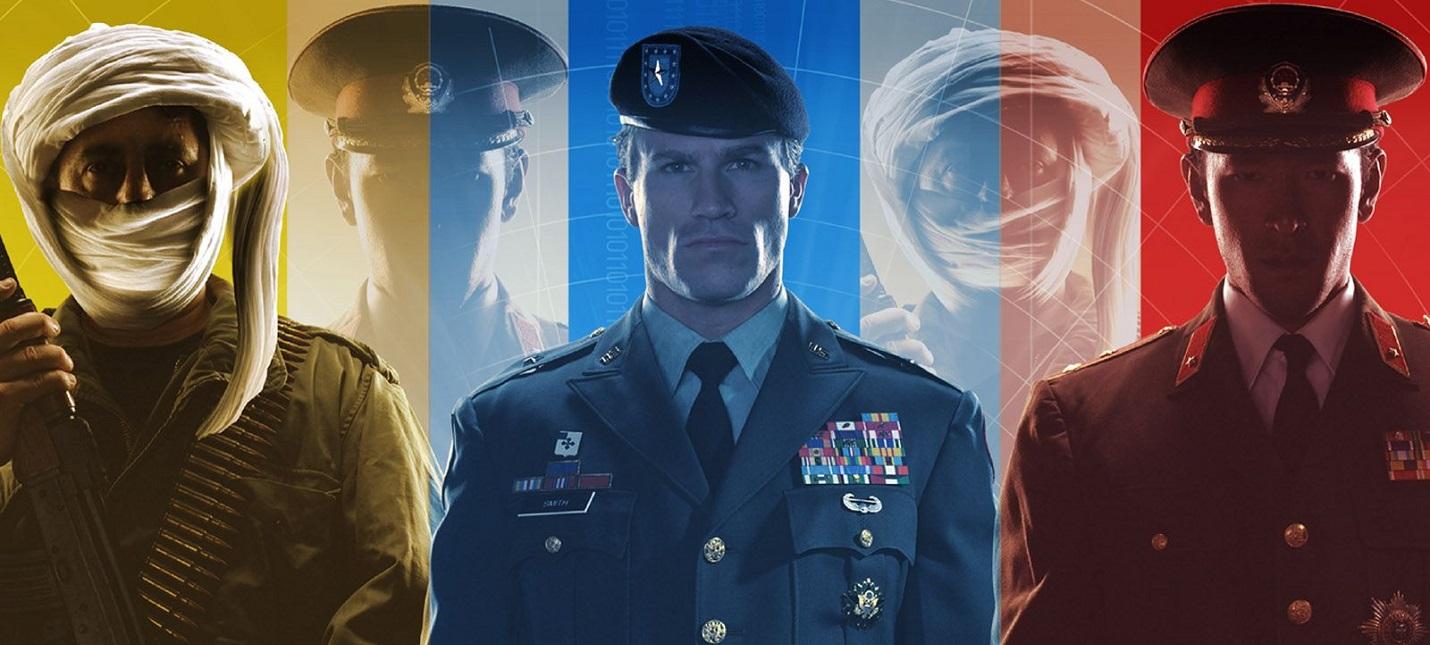 Вышла бета-версия мода-ремейка Command amp Conquer Generals для Red Alert 3