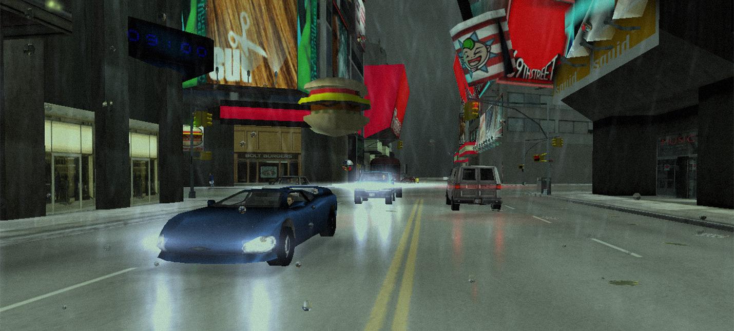 Исходный код GTA Vice City и Grand Theft Auto III удалось успешно реконструировать