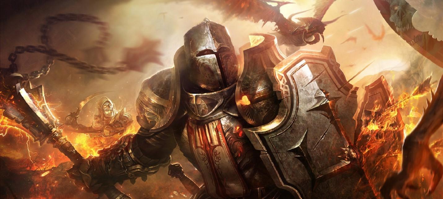 Слух На BlizzConline представят ремастер Diablo 2