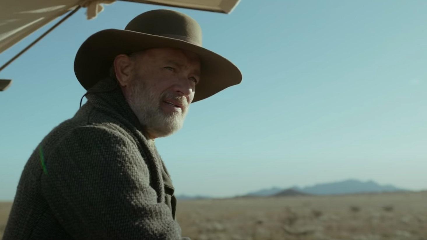 """Долгая прогулка: Рецензия на фильм """"Новости со всех концов света"""" от Netflix"""