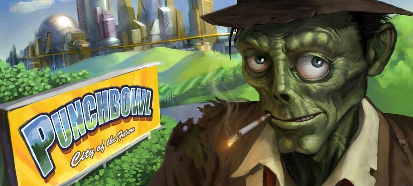 Приключения зомби в ретро-стилистике в трейлере переиздания Stubbs the Zombie