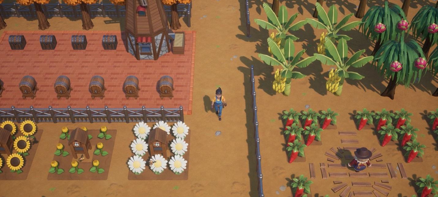 Симулятор фермера Coral Island получит мультиплеер и поддержку модов