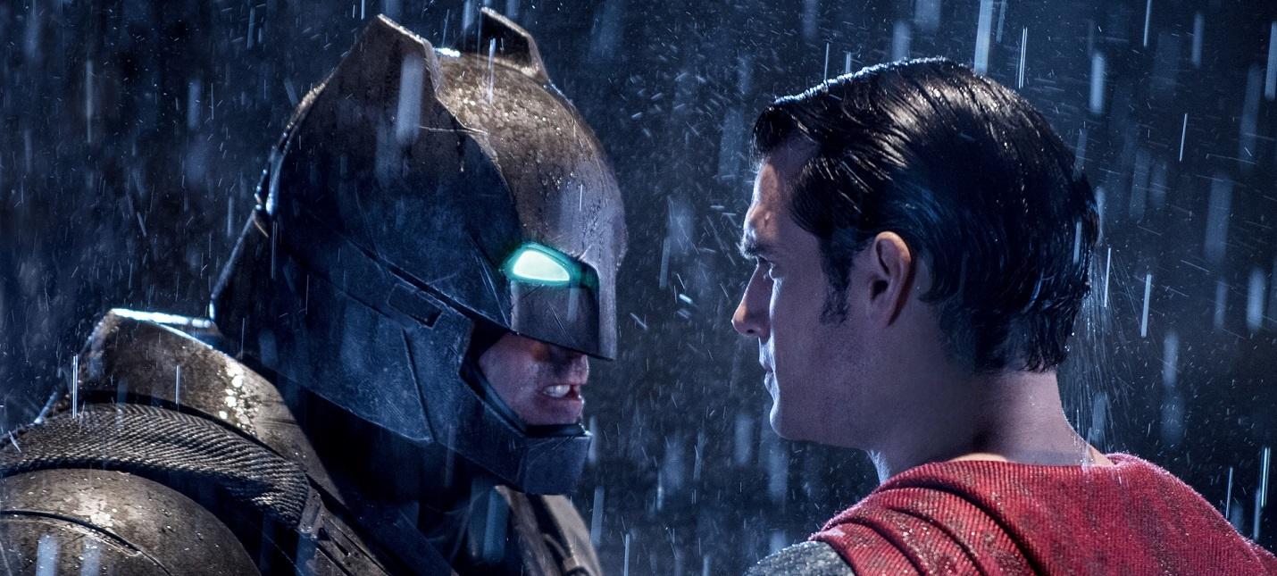 Это стержень фильма  Зак Снайдер о критике той самой сцены из Бэтмен против Супермена