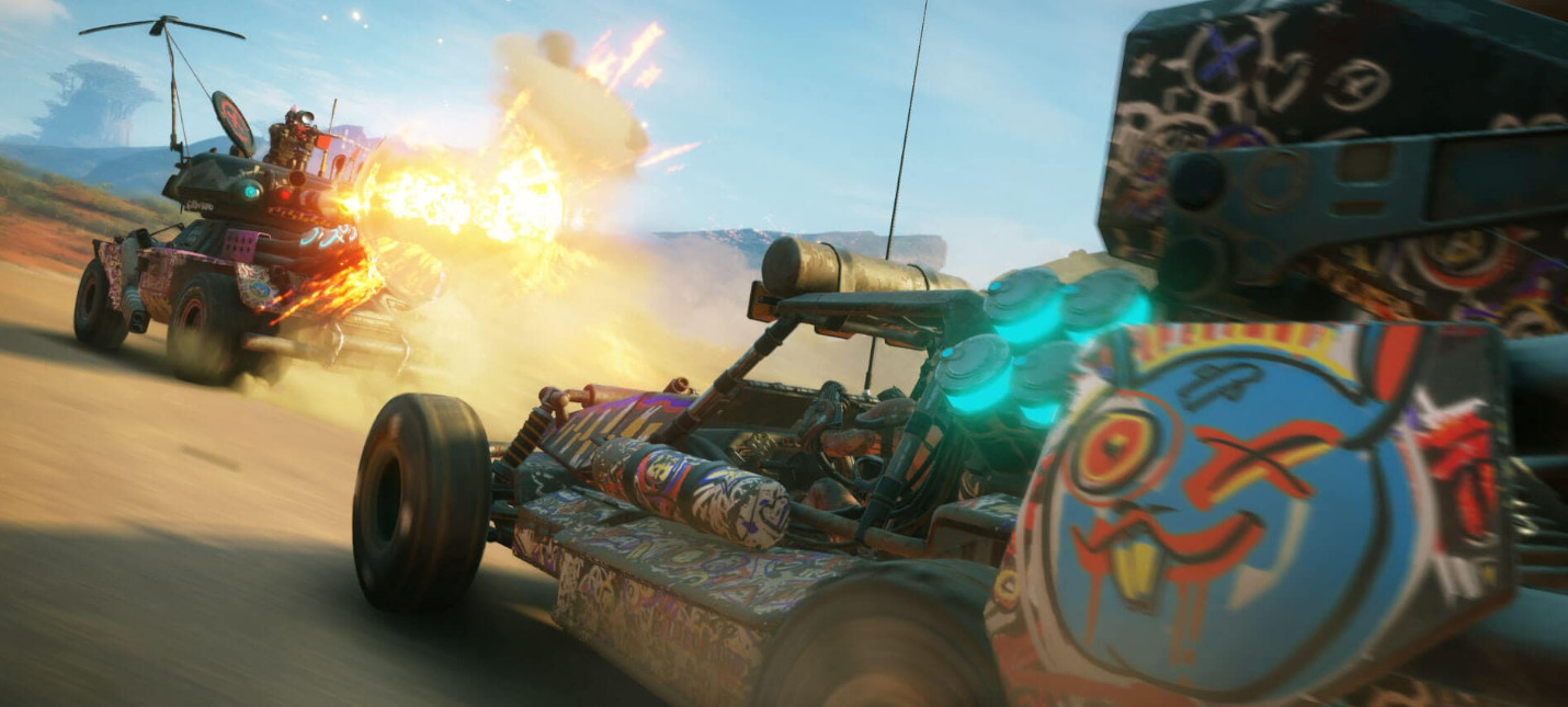 В Epic Games Store началась раздача Rage 2, на очереди Sunless Sea