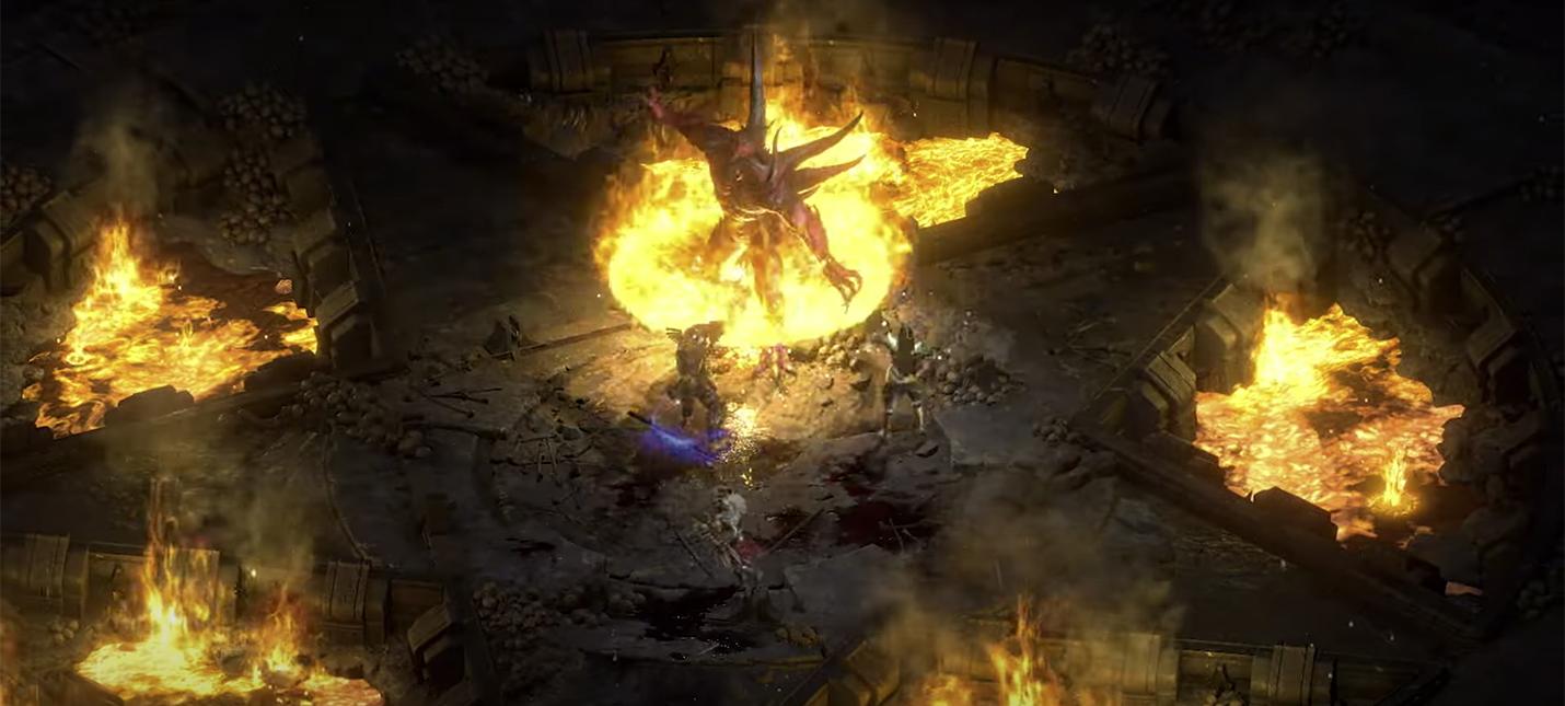 Blizzard анонсировала ремастер Diablo 2 — релиз в 2021 году