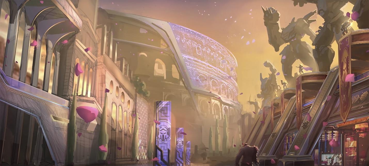 Много деталей и кадры из Overwatch 2 с BlizzConline