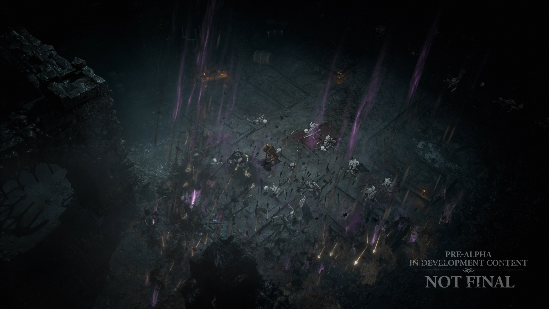Геймплей и скриншоты Diablo 4 с BlizzConline