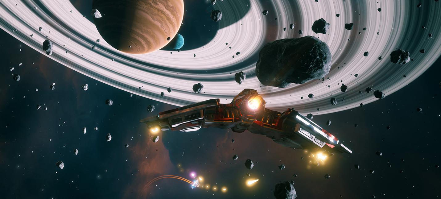 План по развитию раннего доступа Everspace 2 в 2021 году включает много контента