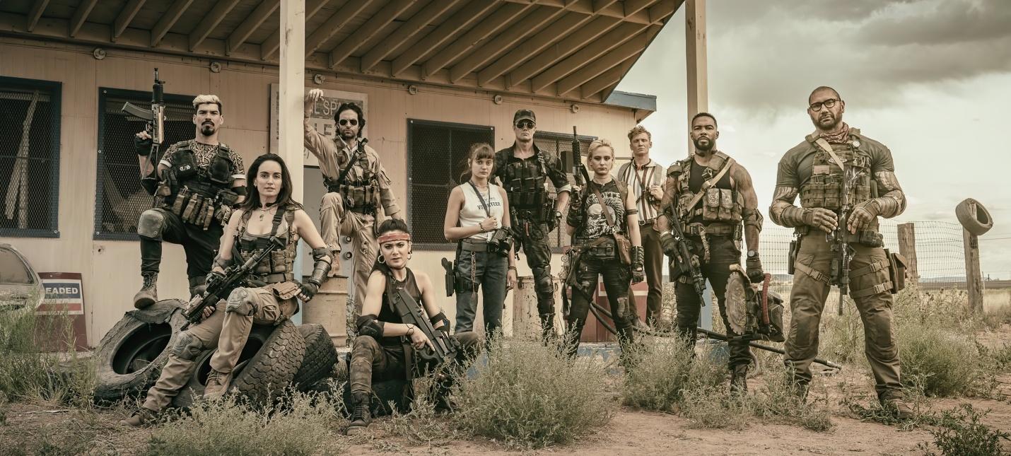 Армия мертвецов Зака Снайдера выйдет на Netflix 21 мая