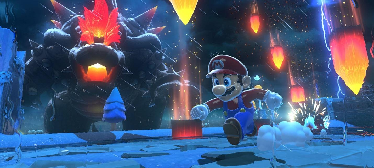 UK-чарт Super Mario 3D World  Bowsers Fury по-прежнему на первом месте
