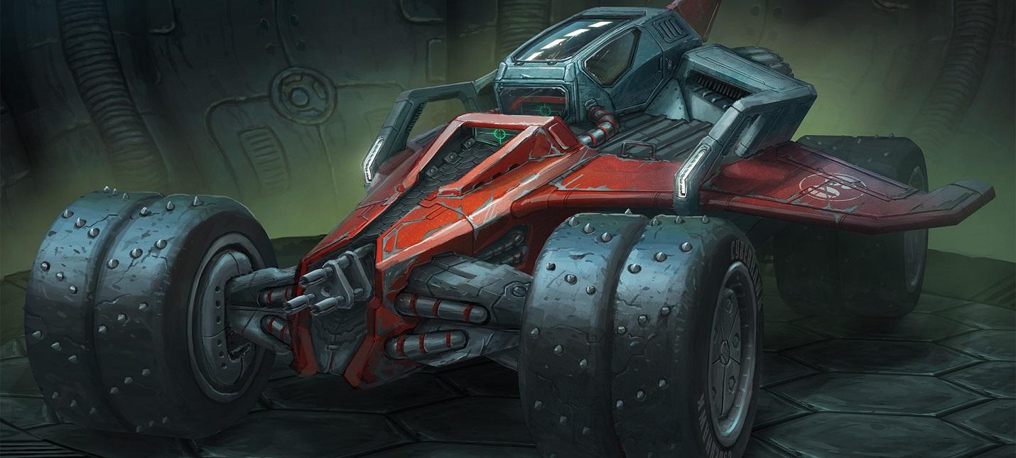Blizzard Музыку в Rock amp Roll Racing во время стрима лучше отключать