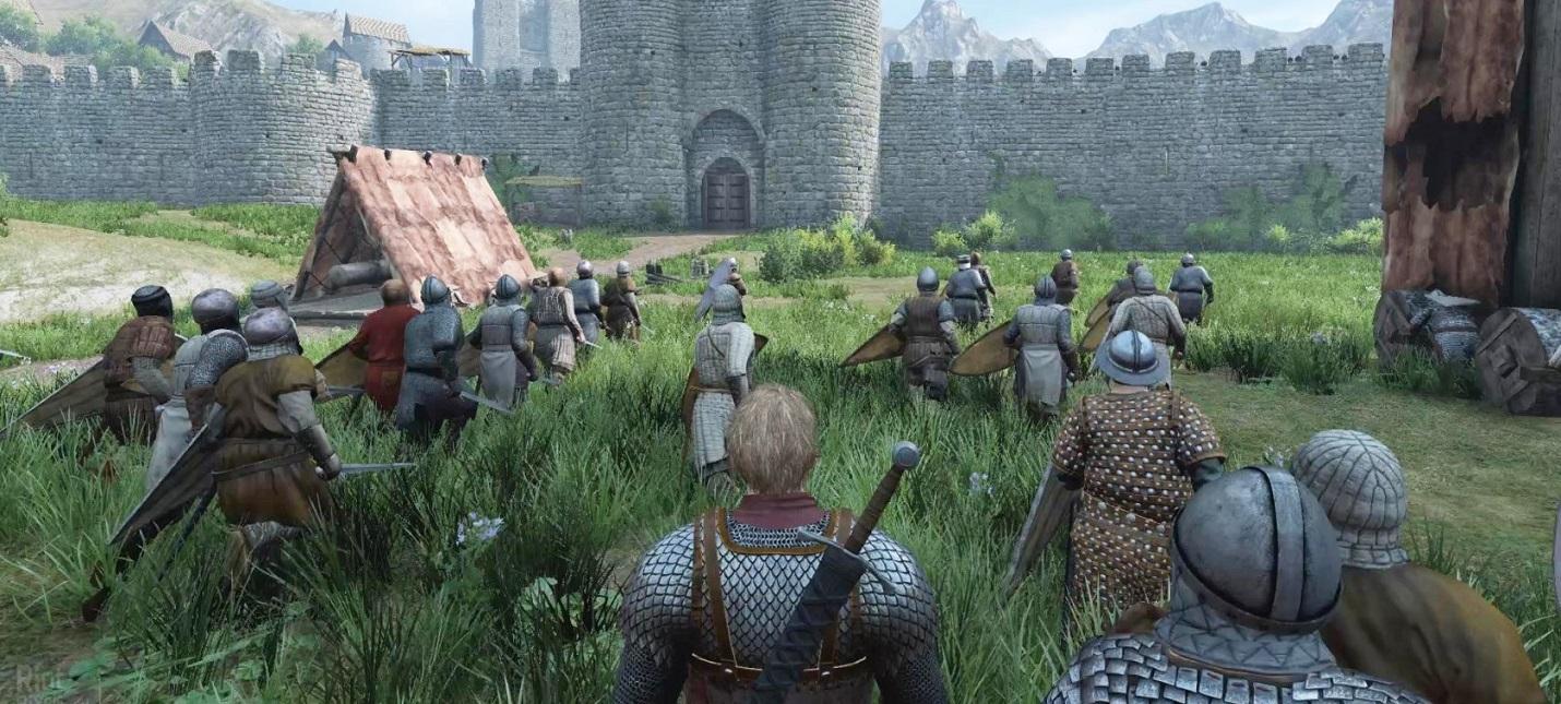 В Mount amp Blade 2 появятся дуэли и новая система сражений