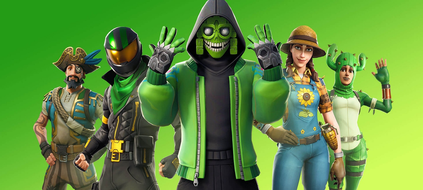 Epic Games подарит покупателям лутбоксов в Fortnite и Rocket League внутриигровую валюту
