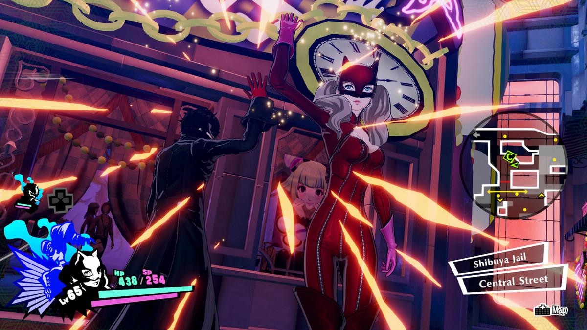 Повторение пройденного: Обзор Persona 5: Strikers