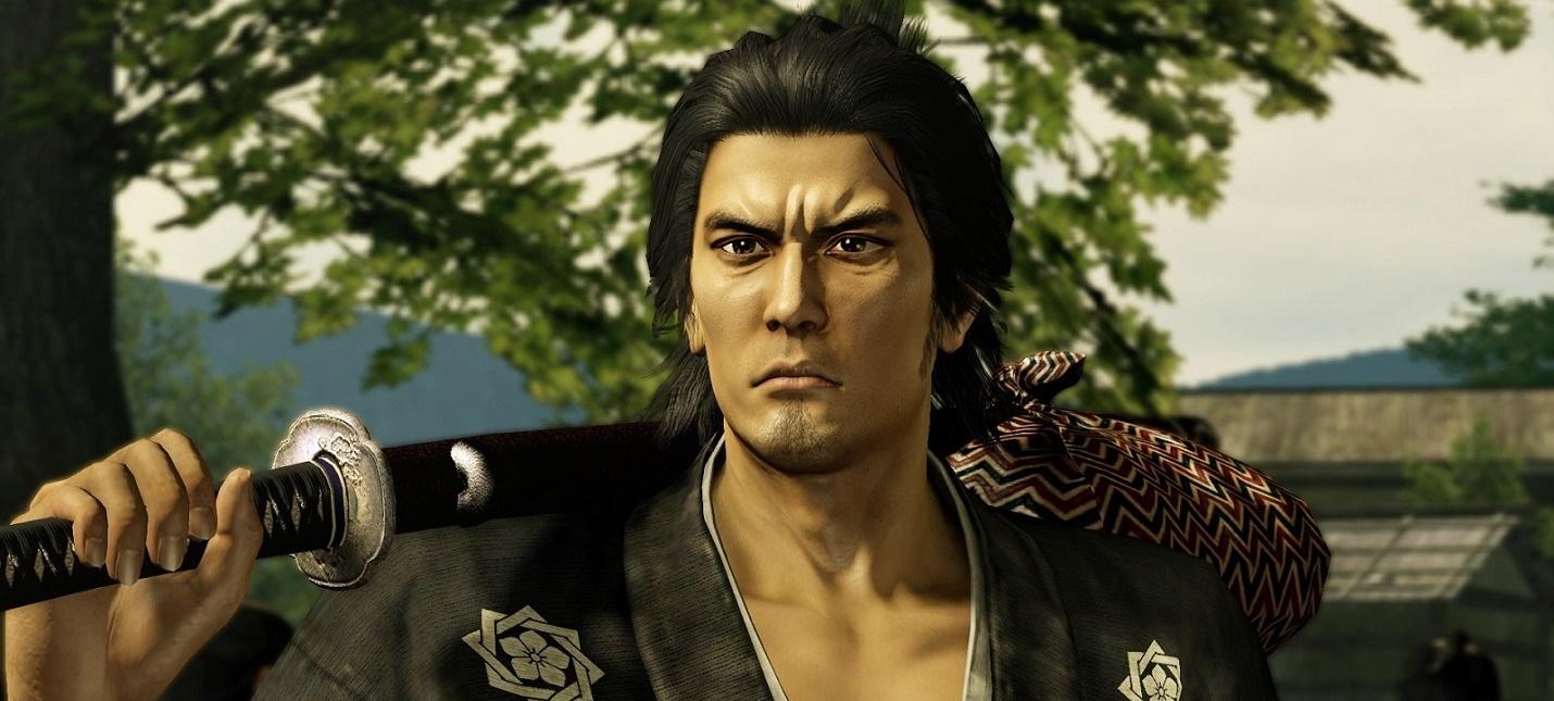 Yakuza Kenzan и Ishin могут выйти на Западе, но в переработанном виде