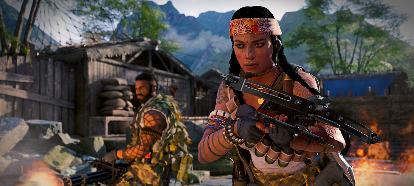 Трейлер боевого пропуска второго сезона Call of Duty Black Ops Cold War и Warzone