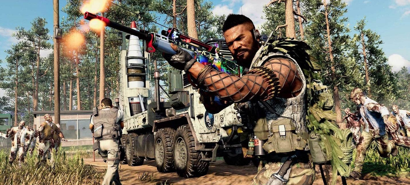 Инсайдер В разработке находится полноценная Call of Duty про зомби