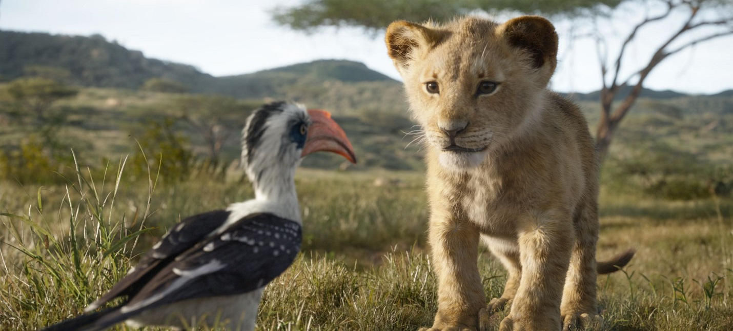 Процесс создание спецэффектов для Короля Льва и других фильмов