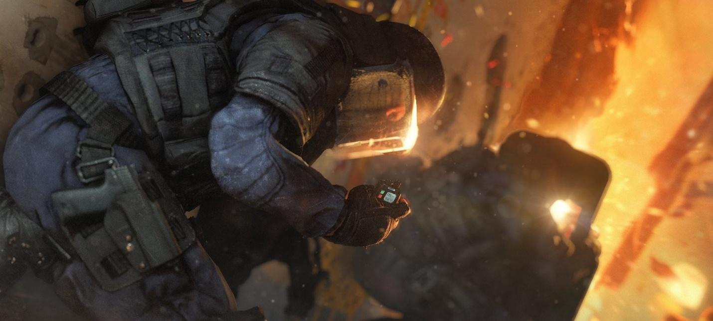 Ubisoft все еще планирует ввести кроссплей в консольные версии Rainbow Six Siege