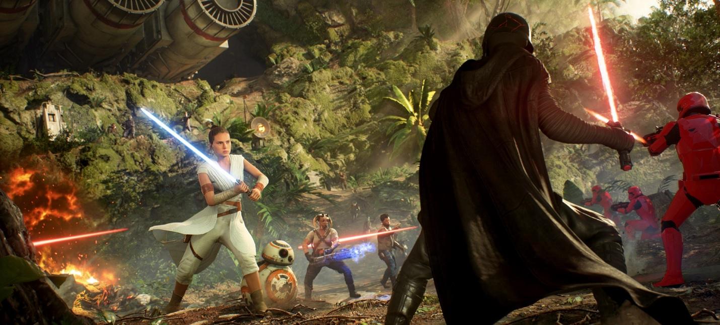 EA Мы начали слушать игроков и даем творческую свободу нашим студиям