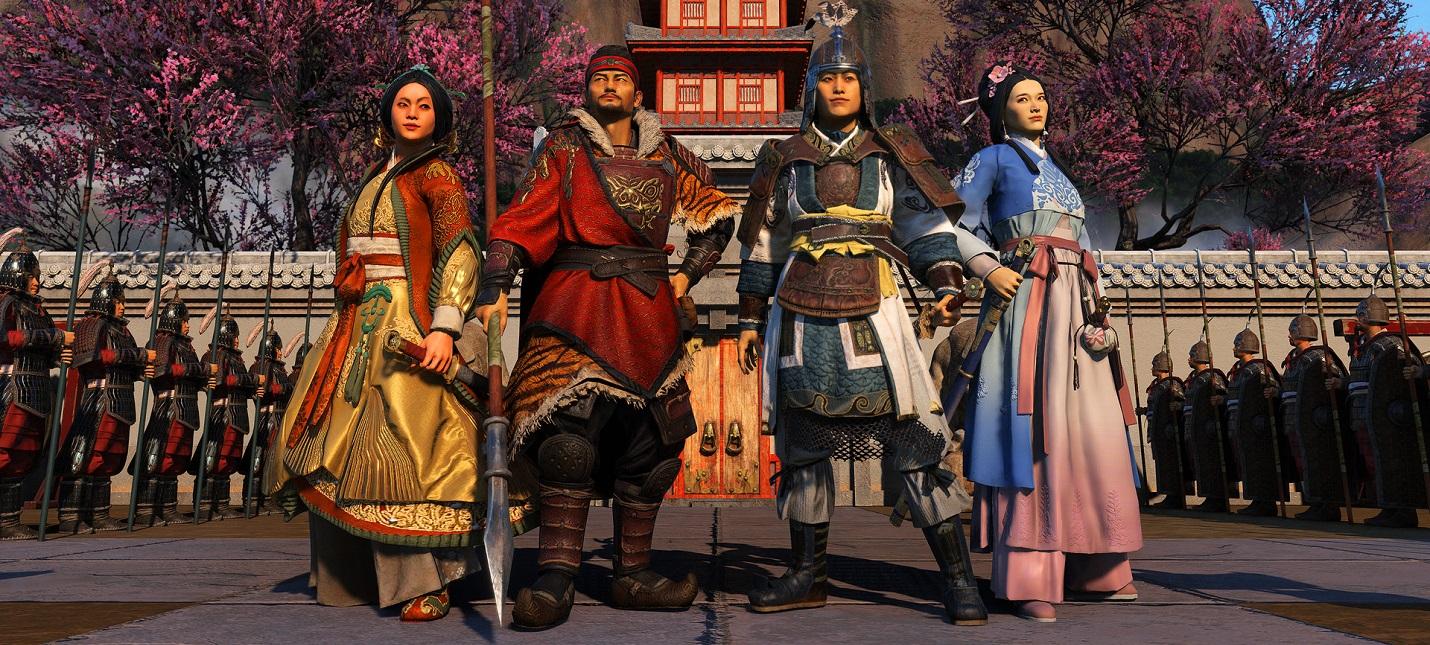 Анонсиновано дополнения Fates Divided для Total War THREE KINGDOMS