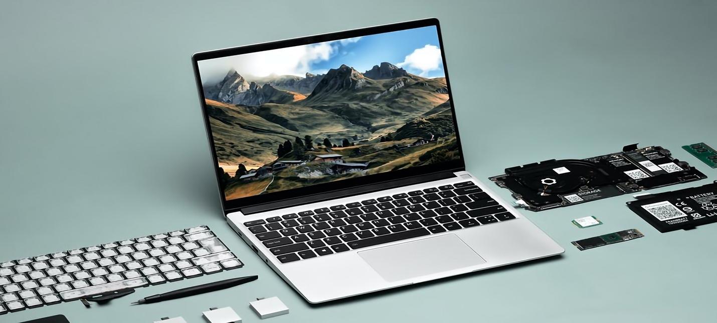 Стартап Framework представил модульный ноутбук