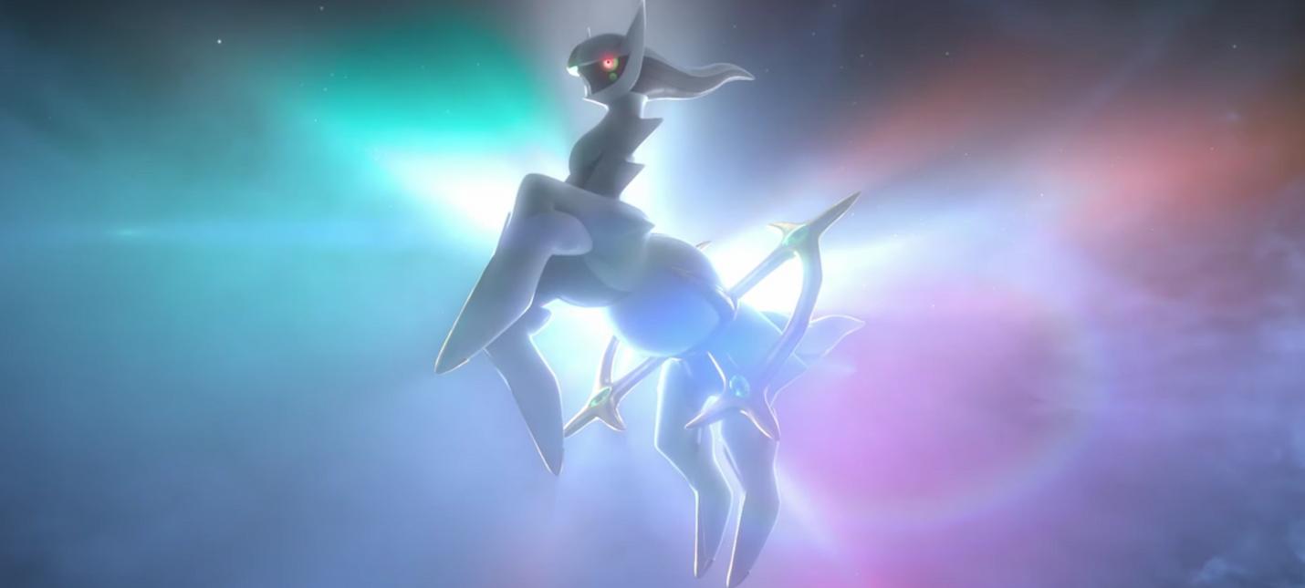 Анонсирована Pokemon Legends Arceus  приквел основной серии в феодальном мире
