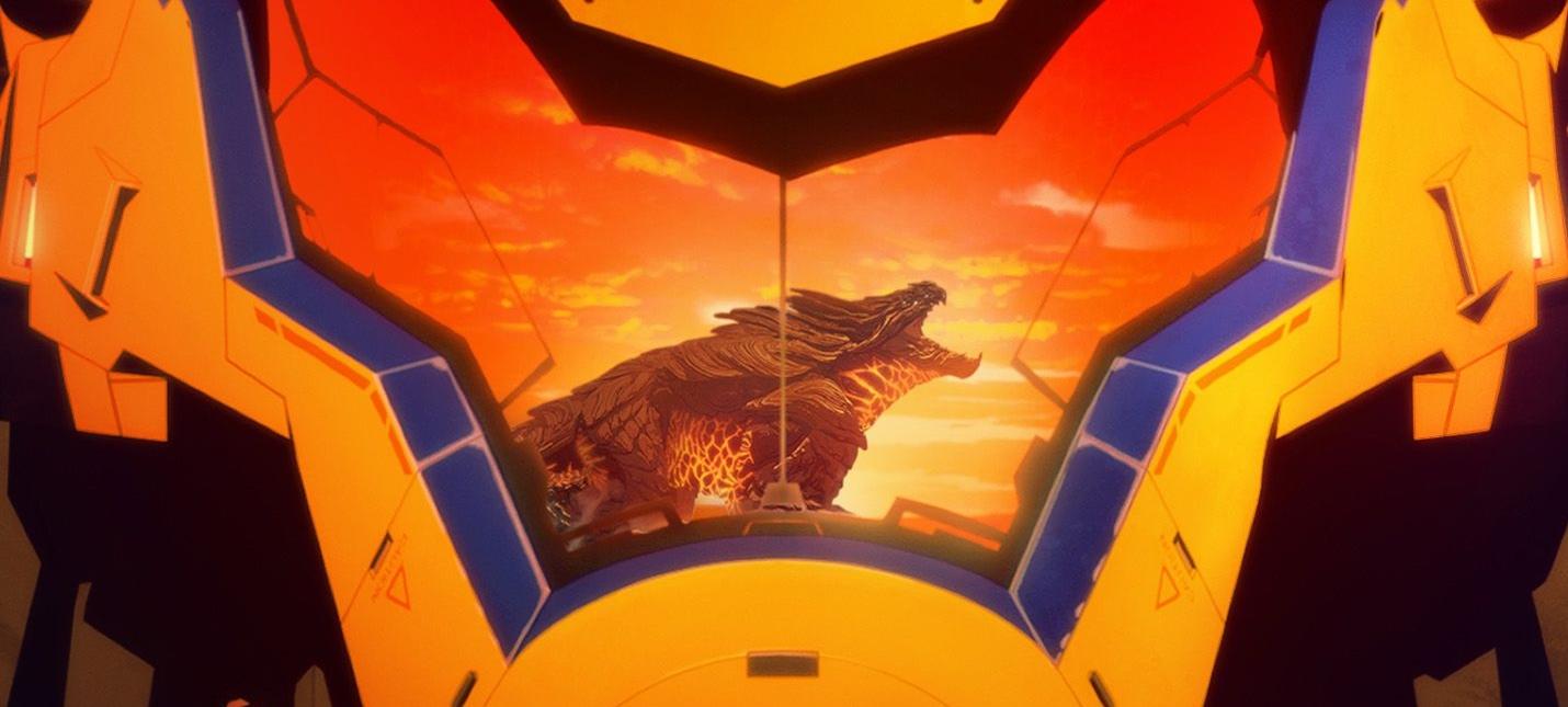 Новый трейлер анимационного сериала Тихоокеанский рубеж темная зона от Netflix