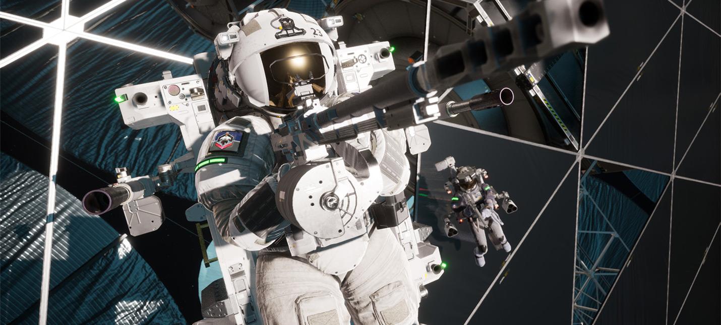 Новый геймплейный трейлер космического шутера Boundary