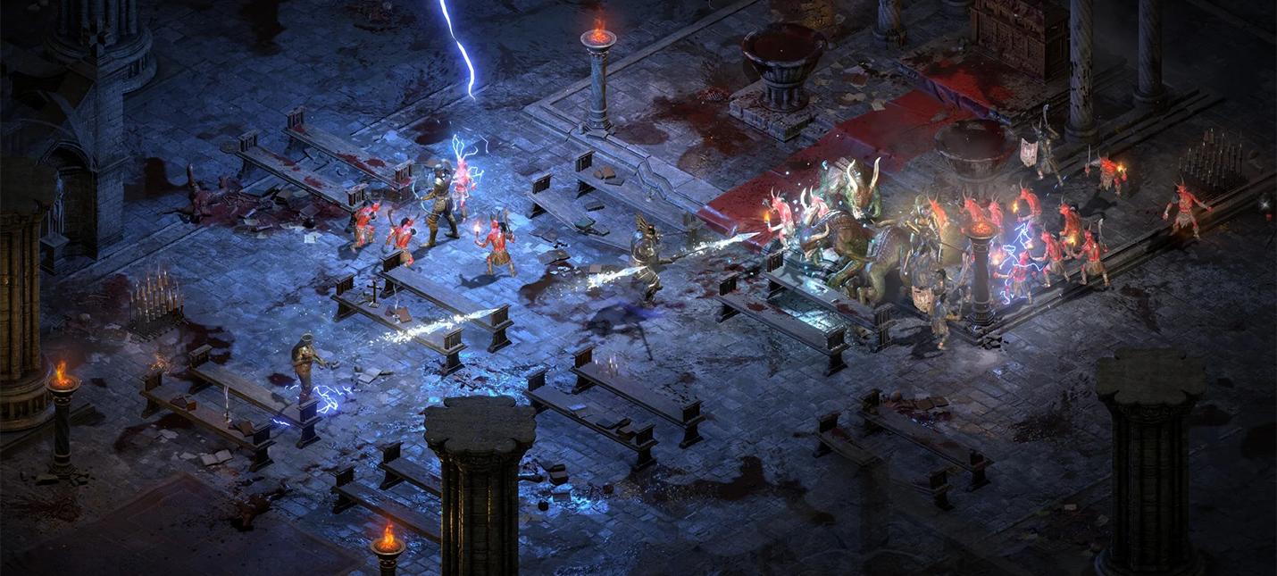 Diablo II Resurrected получит сразу два альфа-теста