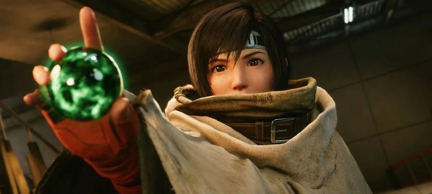 Сюжетное дополнение с Юффи для ремейка Final Fantasy VII будет доступно только на PS5